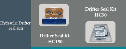 HC150 HC50 HYDRAULIC DRIFTER SEAL KIT