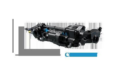 Rock Drill COP 1022HF